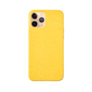 iPhone 11 Pro Max Bio hoesjes - Geel