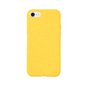 iPhone SE (2020) Bio hoesjes - Geel