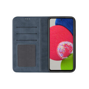 Samsung Galaxy A52s bookcase - Blauw
