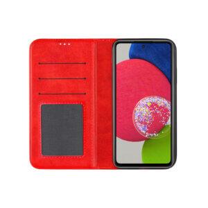 Samsung Galaxy A52s bookcase - Rood