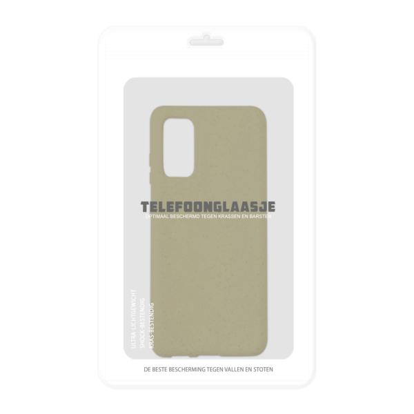 Samsung Galaxy S20 Bio hoesjes - Groen - Sealbag
