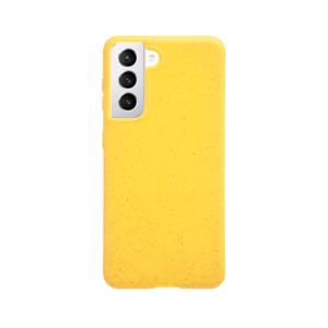 Samsung Galaxy S21 Bio hoesjes - Geel