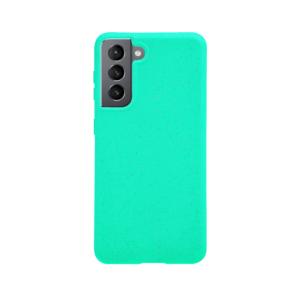 Samsung Galaxy S21 Bio hoesjes - Lichtgroen
