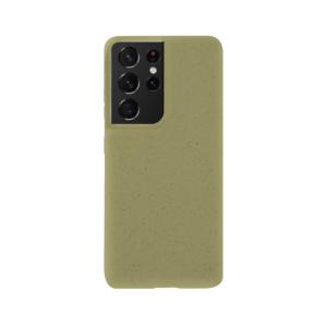 Samsung Galaxy S21 Ultra Bio hoesjes - Groen