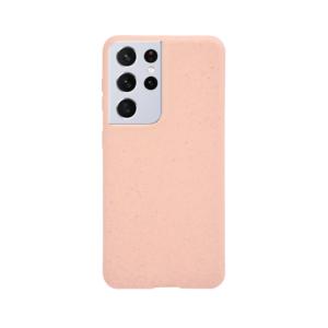 Samsung Galaxy S21 Ultra Bio hoesjes - Roze